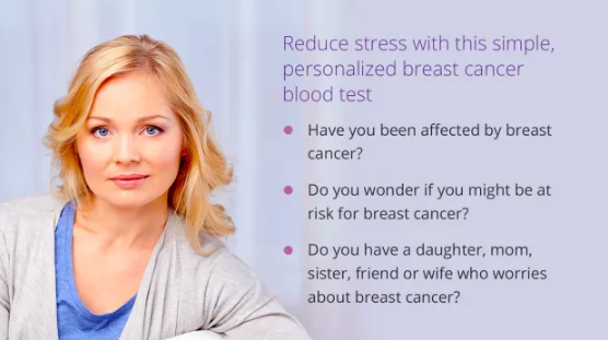 Breast Cancer Screening Blood Test